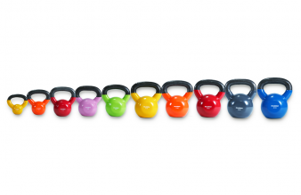 Pack Kettlebells Dipping