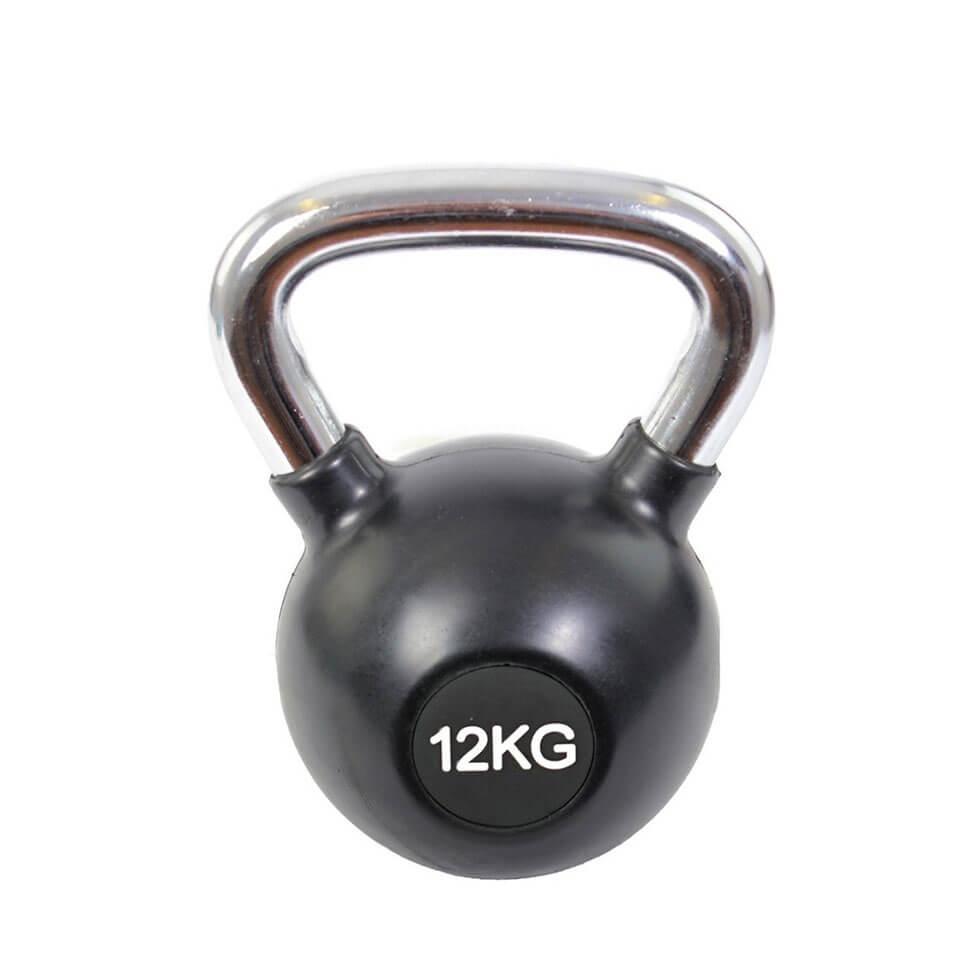 Kettlebell cromado 12kg