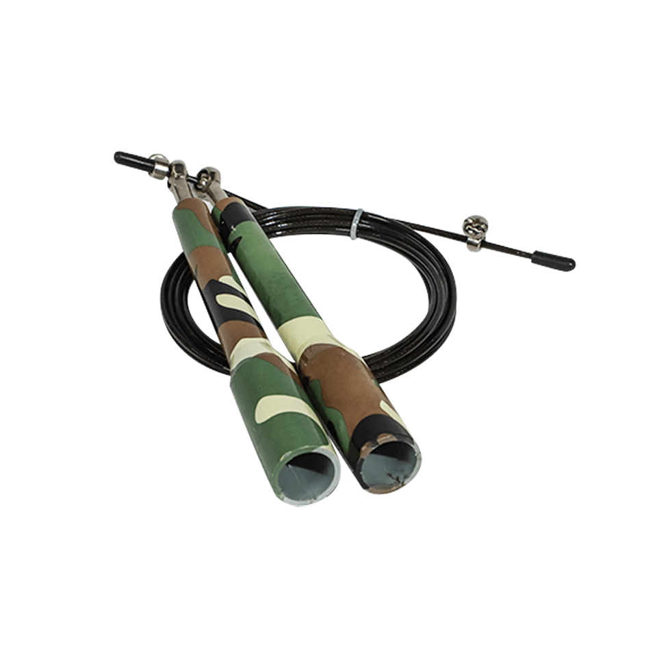 Speed Rope Camuflado Verde