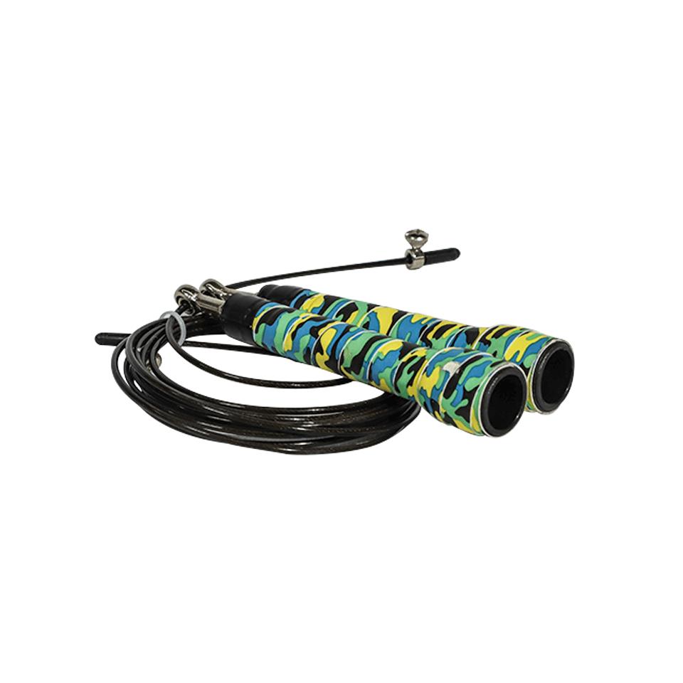 Speed Rope Camuflado Colores