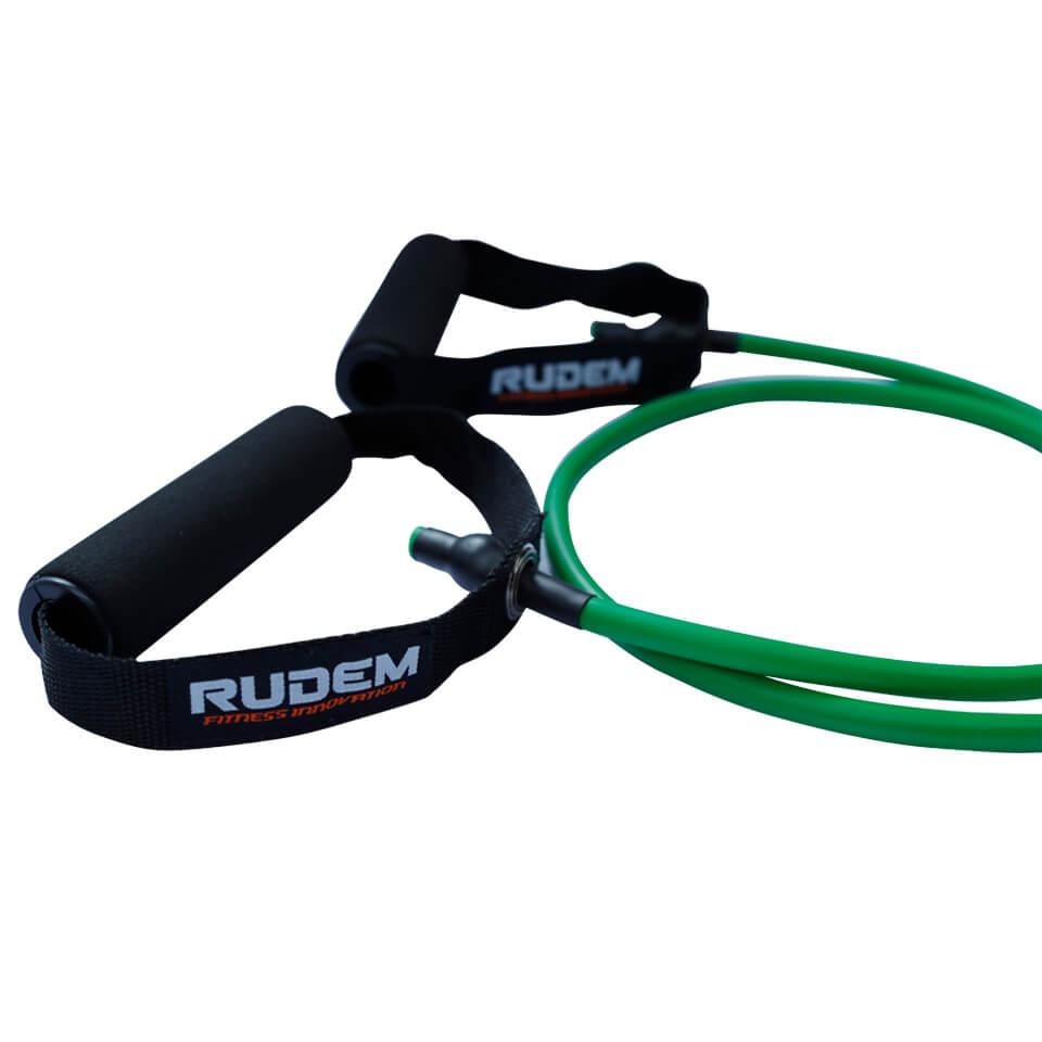 AP10662 1 - Ligas de resistencia con agarre - Verde