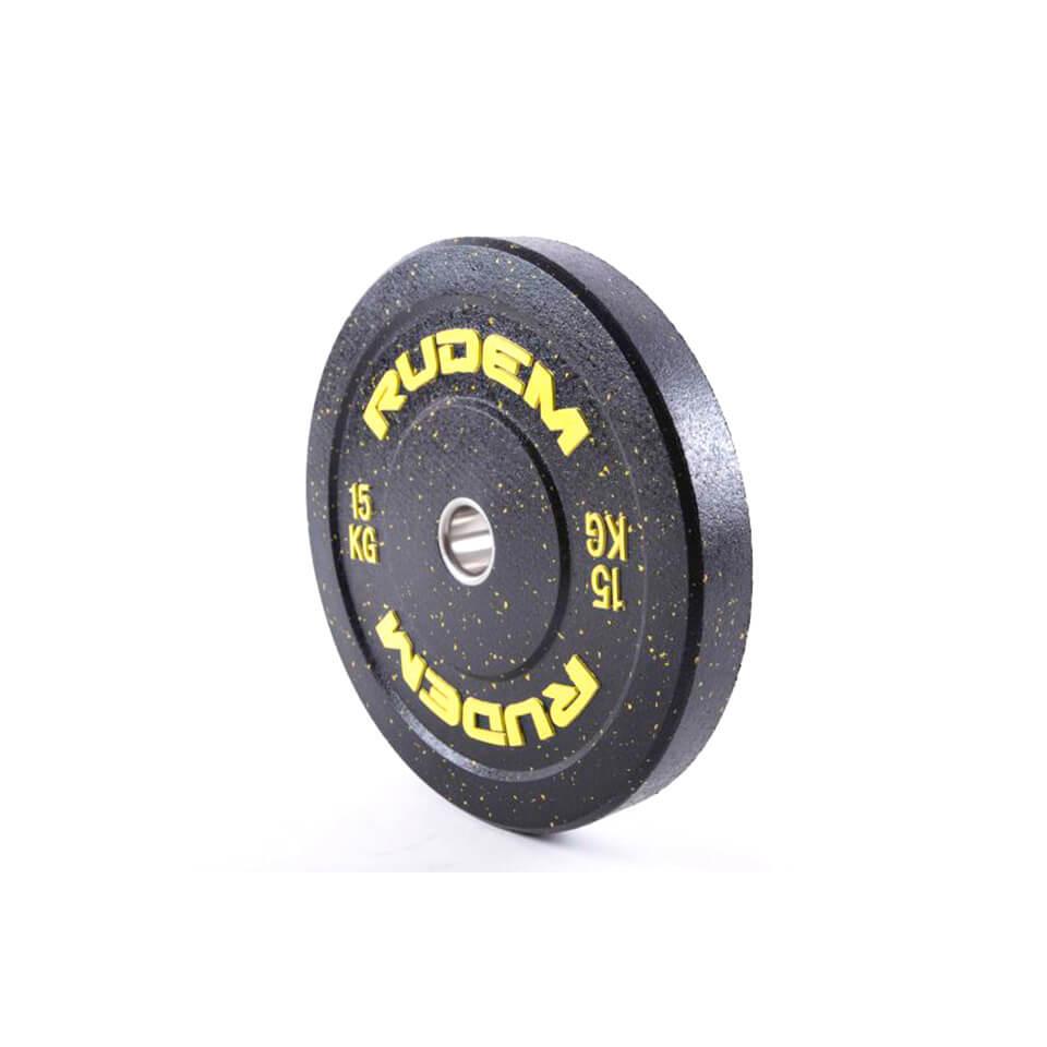 Rubber Bumpers Plates 15kg