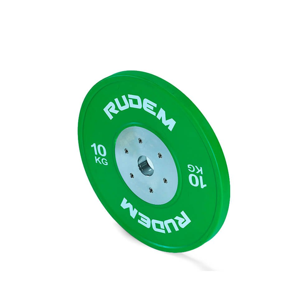 Competition Bumpers Plates 10kg