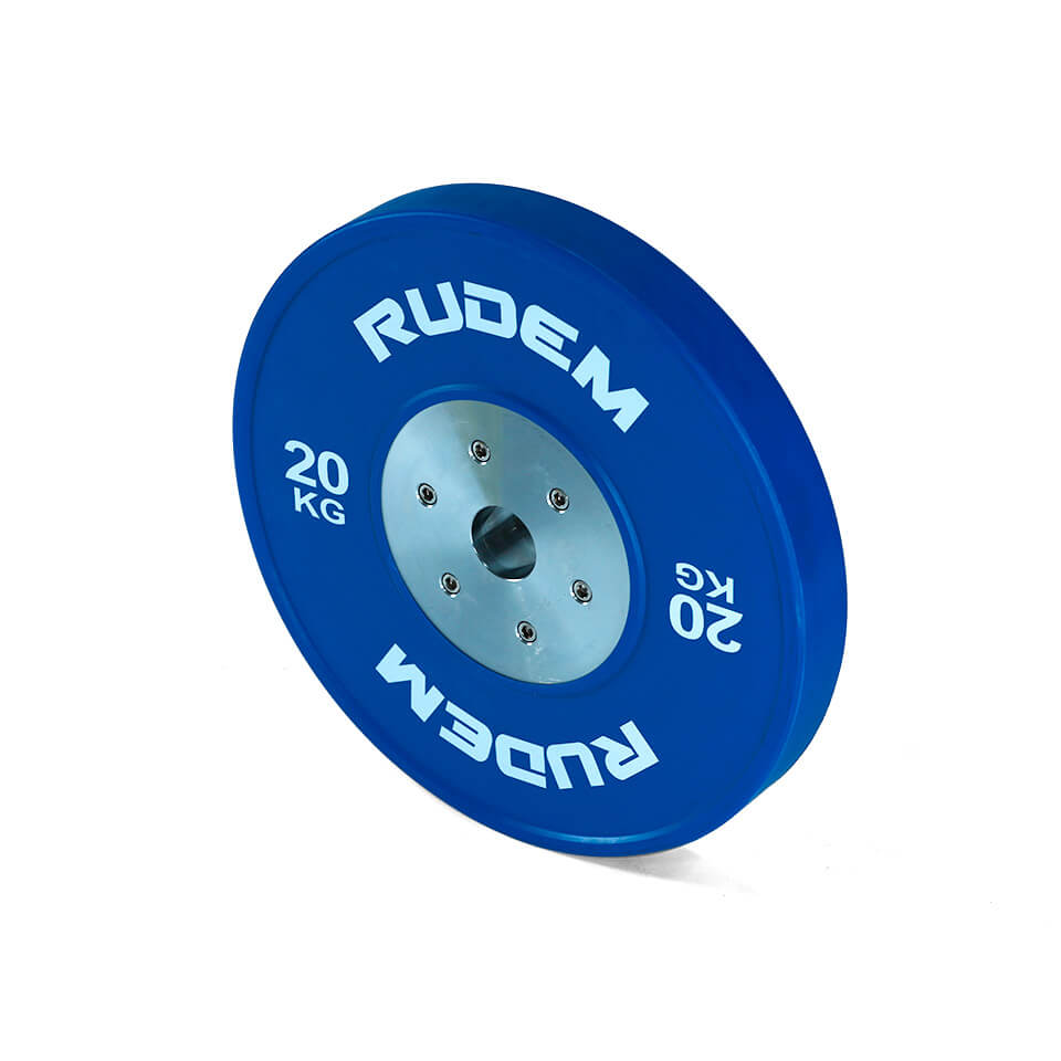 Competition Bumpers Plates 20kg