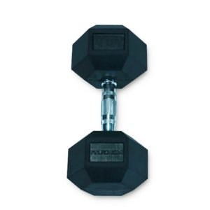 Dumbbell / Mancuerna Hexagonal 35LB