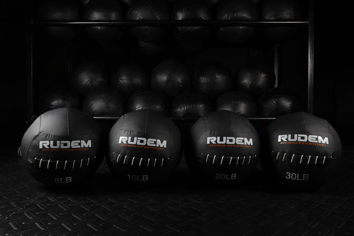 RUDEM MEDICINE BALLS