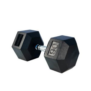 Dumbbell / Mancuerna Hexagonal 90LB