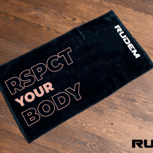 Toallas Rudem respect your body