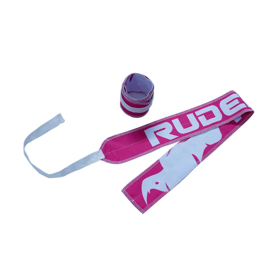 Muñequeras Rudem - rosado - Wraps