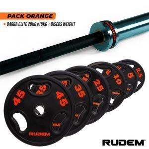 pack orange - Carrito